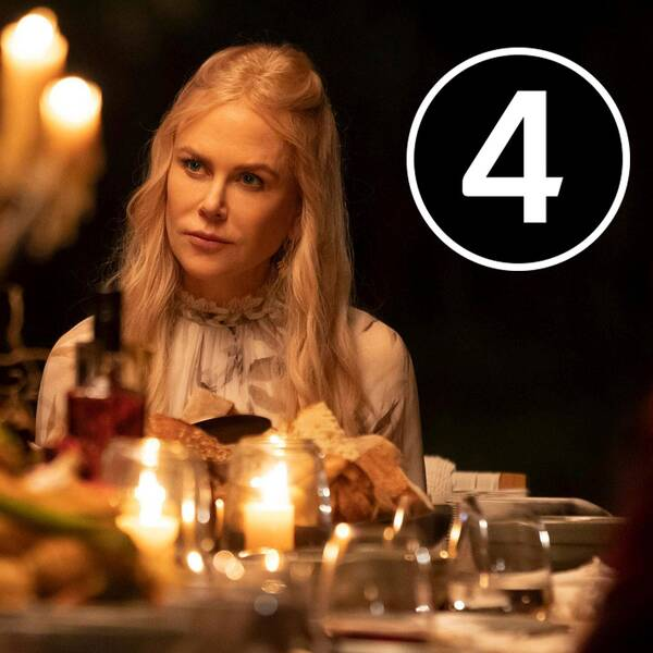 Nicole Kidman gör huvudrollen i nya tv-serien Nine perfect strangers.