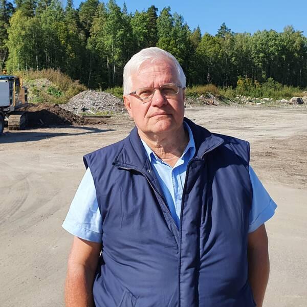 Kommunstyrelsens ordförande i Laxå Bo Rudolfsson (KD).