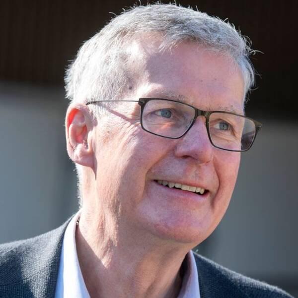 Harald Roos, styrgruppsordförande för SDV i Region Skåne. Arkivbild.