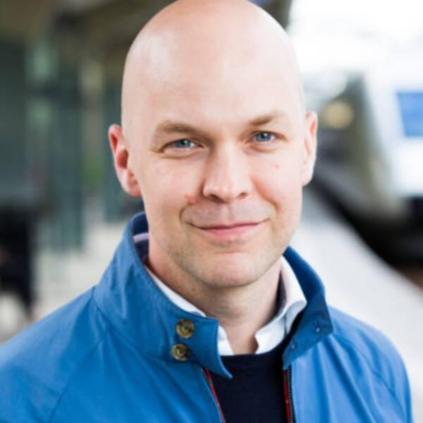 Mattias Olsson (S), 2:e vice ordförande i Region Skånes primärvårdsnämnd.