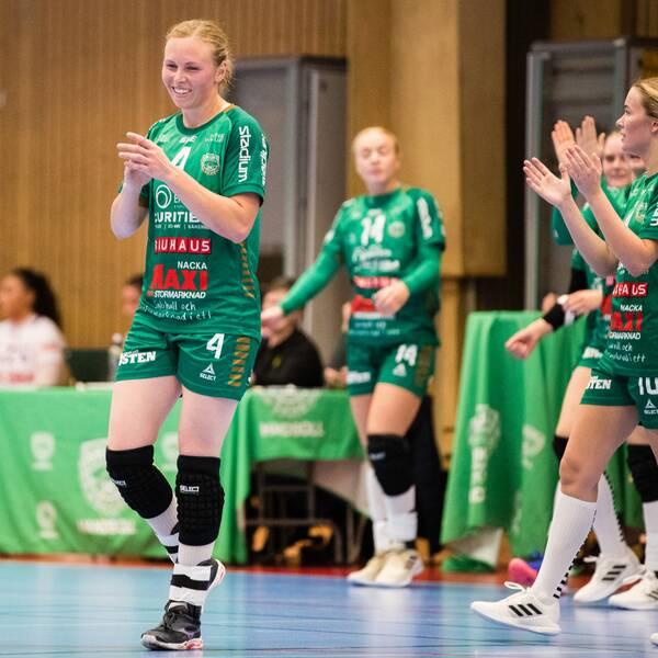 Skurus Alexandra Bjärrenholt var poängbäst med sina åtta mål.