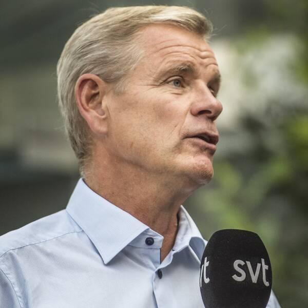 SVT:s expert Håkan Loob.