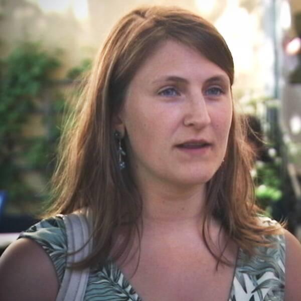 Jessica Ohlson är förbannad på SD-ledningen efter att de brutit med SDU.