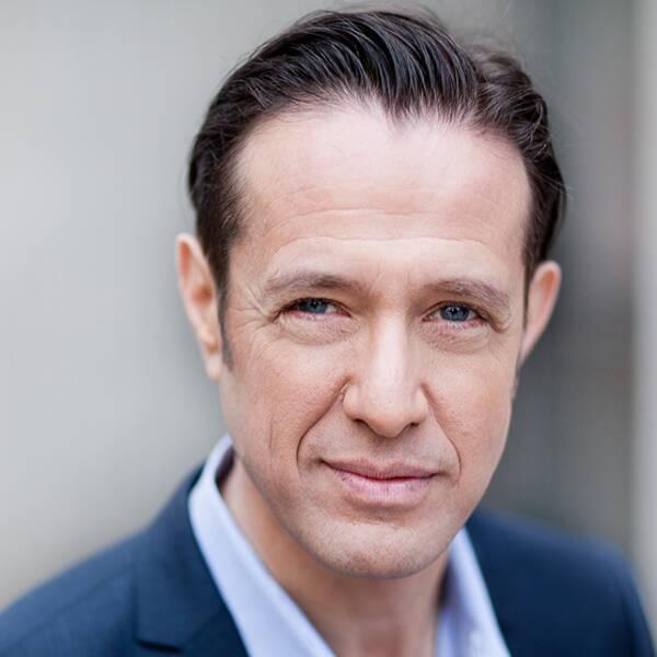 Peter Rawet, ekonomijournalist SVT.