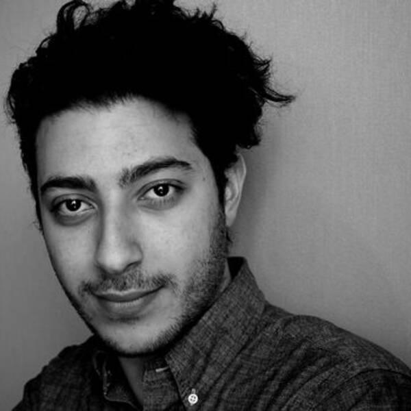 SVT Nyheter Västs reporter Fouad Youcefi
