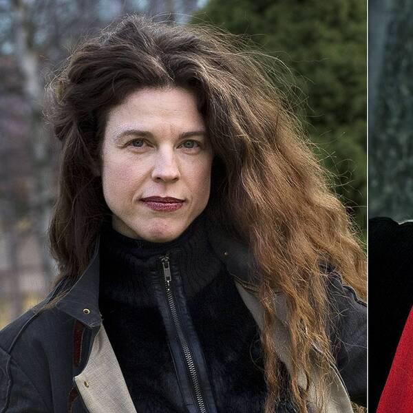 Jessica Gedin och Ulrika Knutsson ser en nobelpristagare som ligger rätt i tiden.