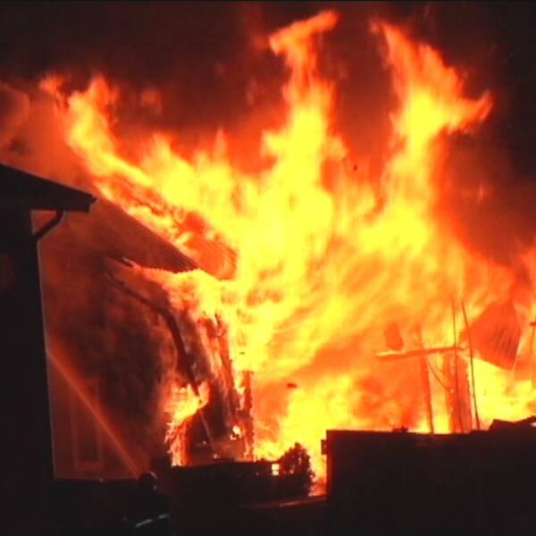 En del boenden är riktiga brandbomber, enligt Länsförsäkringar i Skåne.