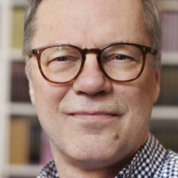 Svante Weyler, förläggare.
