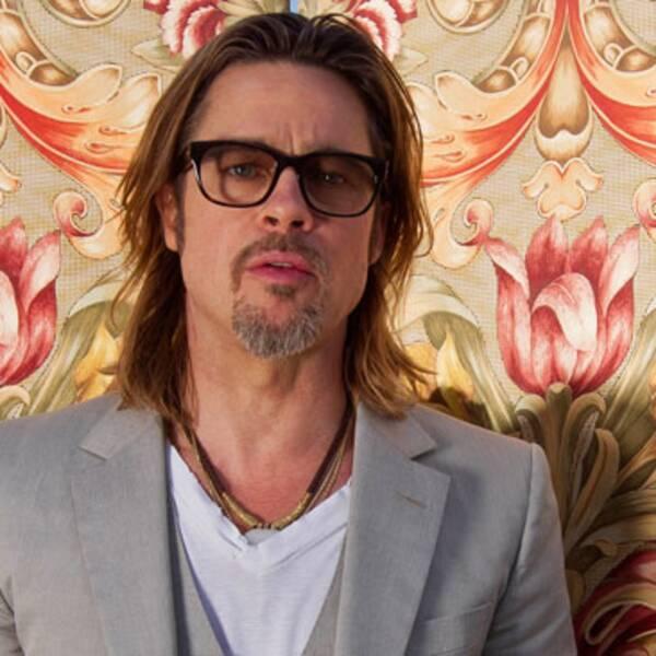 Brad Pitt.