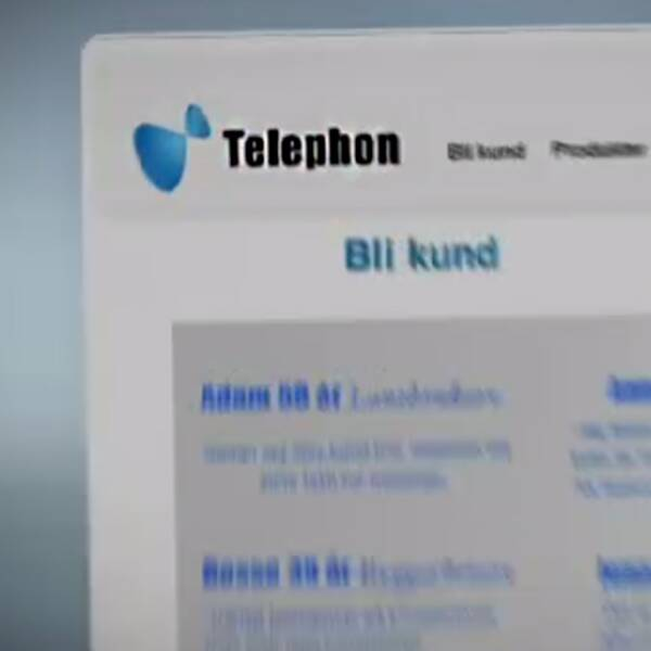 Bild från Telephons hemsida
