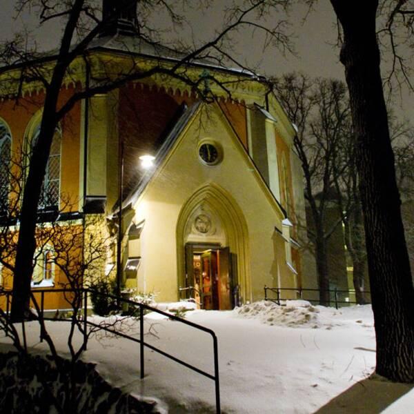 Ersta kyrka.