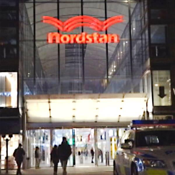 Nordstan i Göteborg.