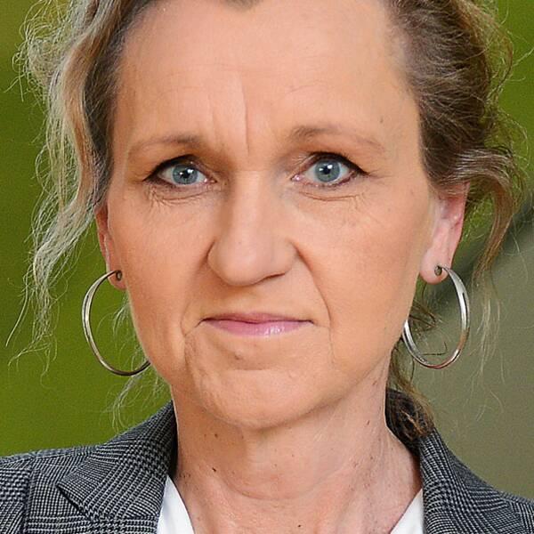 Boel Godner (S) Kommunstyrelsens ordförande Södertälje kommun