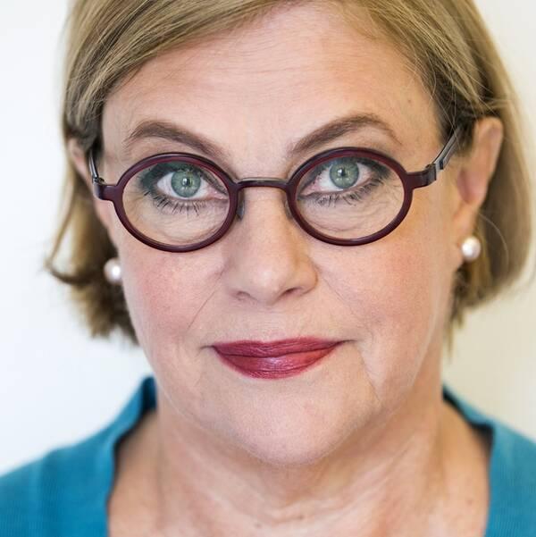 Anna Carlson Anna Carlson, ordförande Teaterförbundet för scen och film