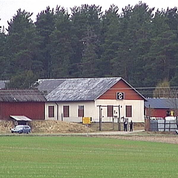 Lokalerna i Härtsöga, utanför Karlstad