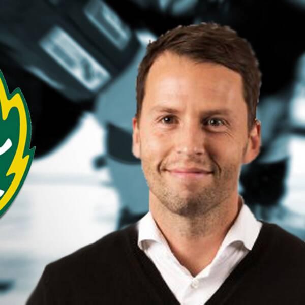 Joakim Gustafsson, ny vd i Björklöven