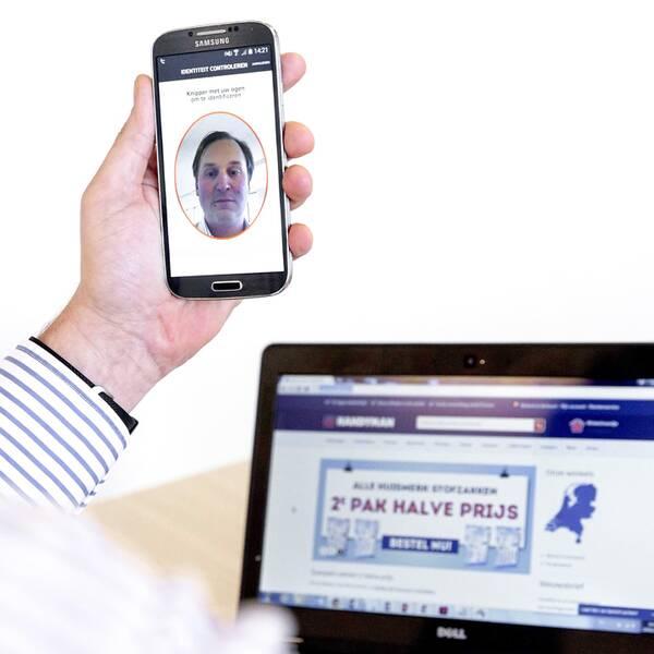 Mastercard kommer att låta sina kunder använda selfies istället för lösenord vid onlineköp.