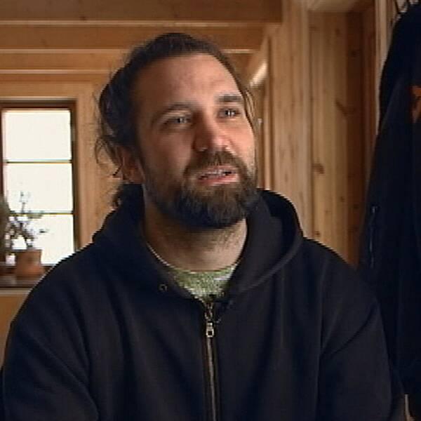 Markus Skoog i Skattungbyn.