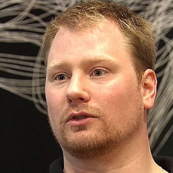 IT-säkerhetsexpert David Jacoby.
