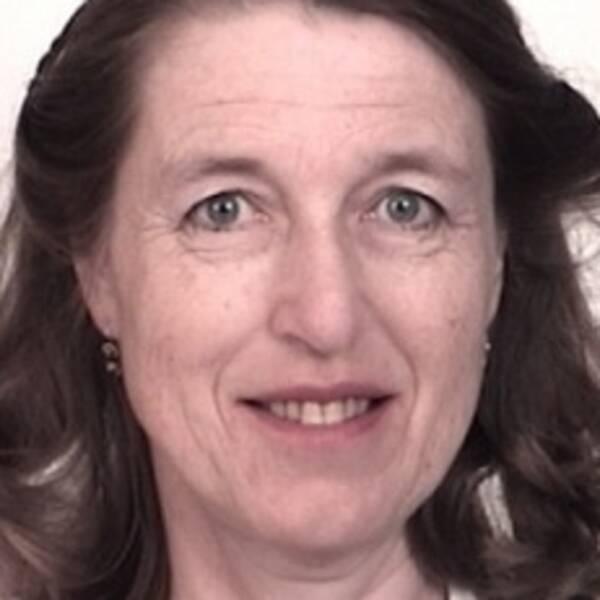 Senior professor Ellika Andolf