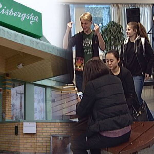 """Risbergska: """"Vi får stanna"""""""