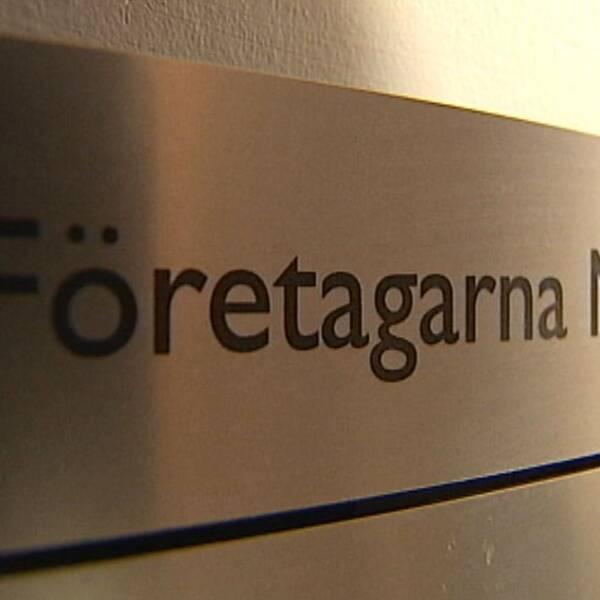 Skylt Företagarna Norrbotten