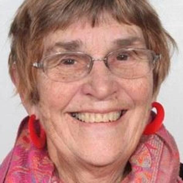 Gunilla Ladberg, fil.dr. i pedagogik, föreningen Vågbrytaren