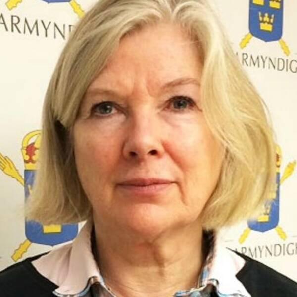 Tora Holst, chefsåklagare.