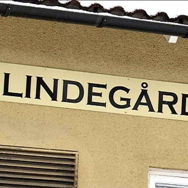 Äldreboendet Lindegården, Tingsryds kommun.