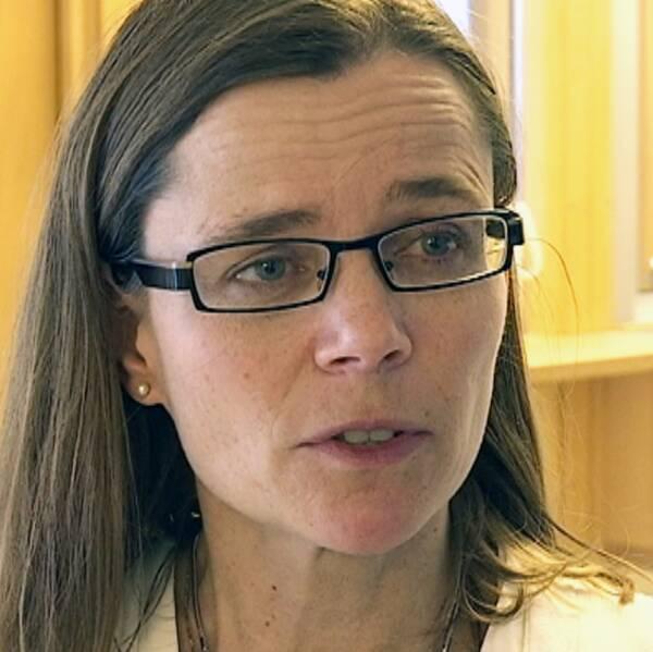 Charlotte Österlund, åklagare