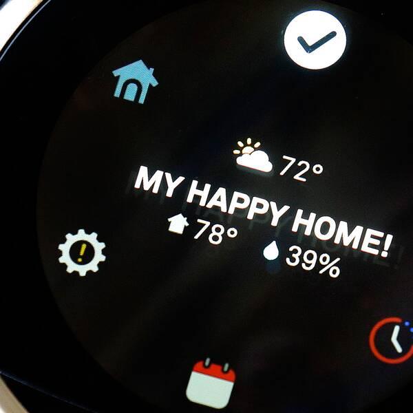 Fjärrkontroll i digitalt hem