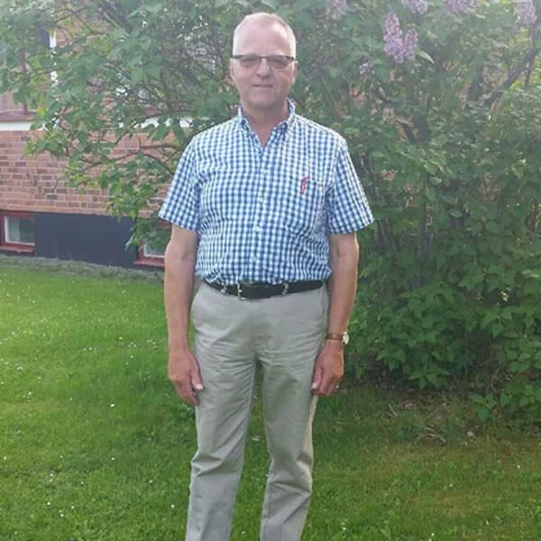 Nils Grönkvist och Pridetåg