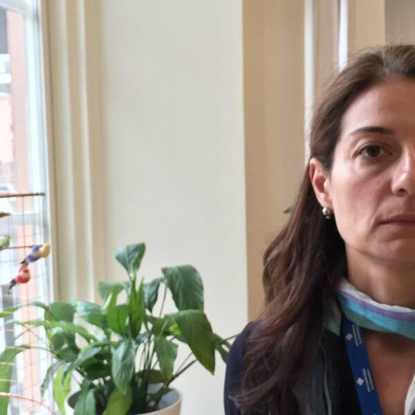Lena Hadad, HR-direktör Akademiska Sjukhuset