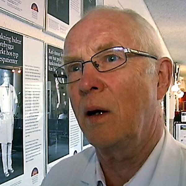 Kurt Boman, hjärtprofessor.