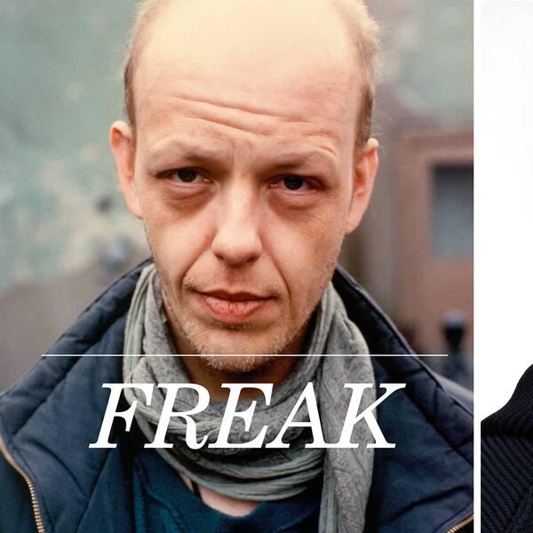 Omslaget till Freak