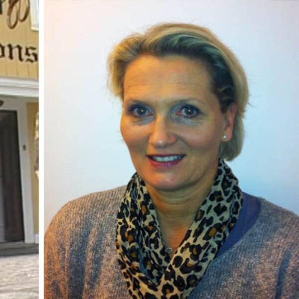 Elsa Anderssons ägare Kristina Leijonhufvud
