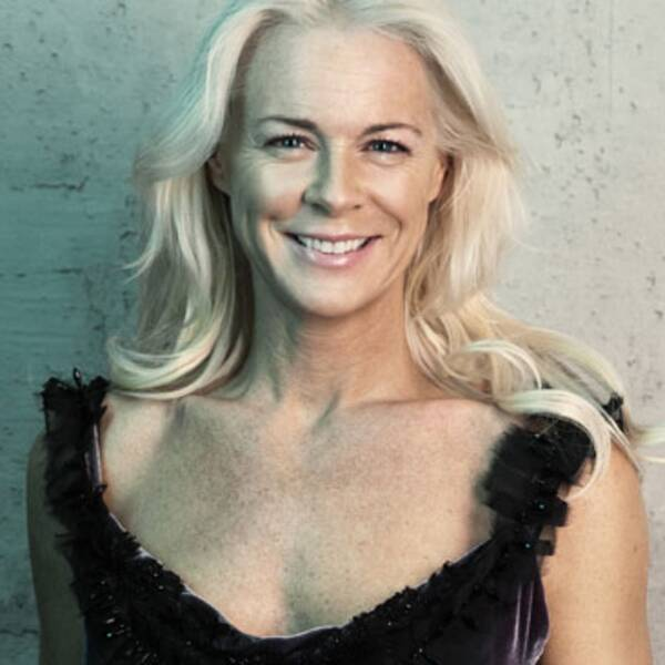 Malena Ernman – en mångsysslande hovsångerska.