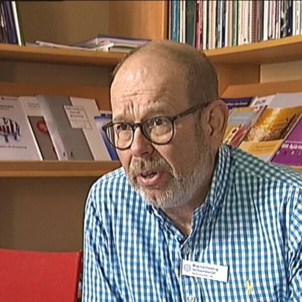 Magnus Oweling är verksamhetschef för medicinkliniken på Vrinnevisjukhuset