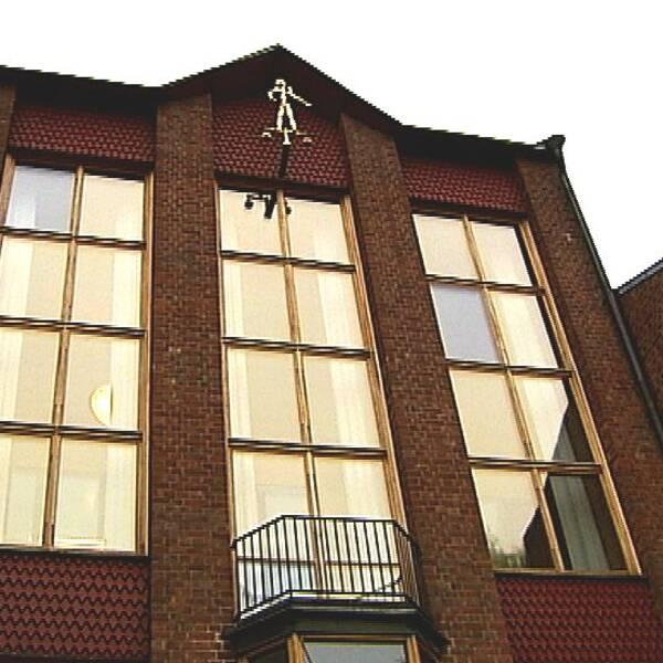 Exteriör Hovrätten för nedre Norrland