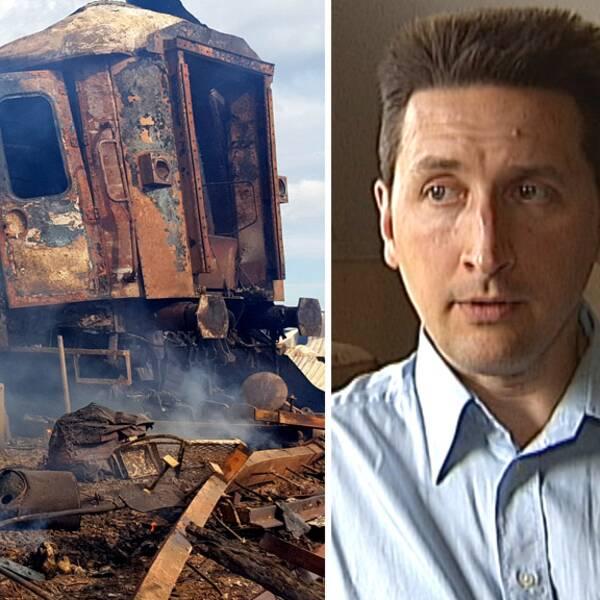 Tyskmagasinen före och efter, Lars Gyllenhaal