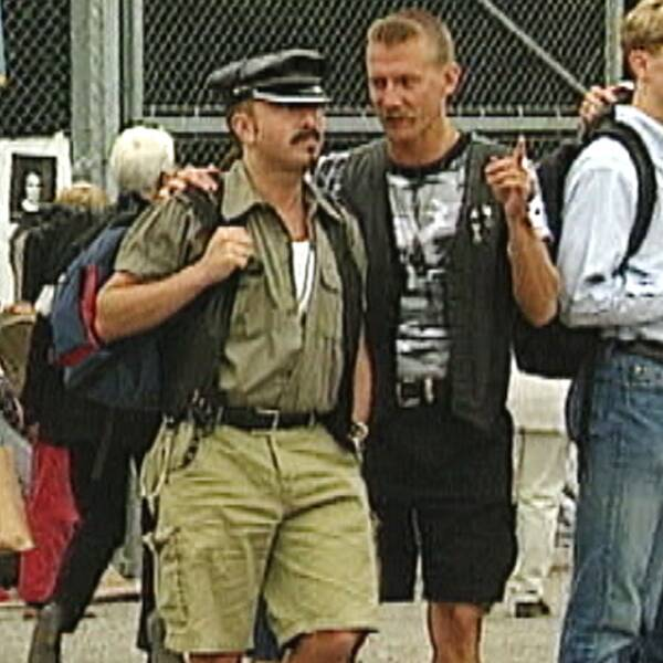 Europride, Stockholm, 1998.