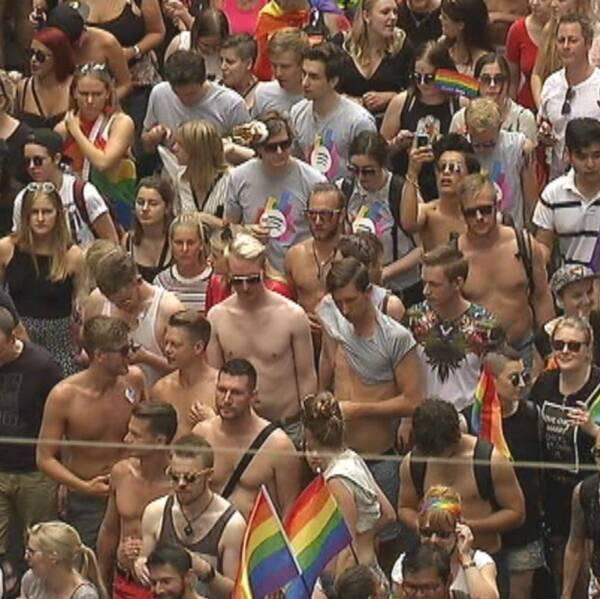 Christian Valtersson / Stockholm Pride