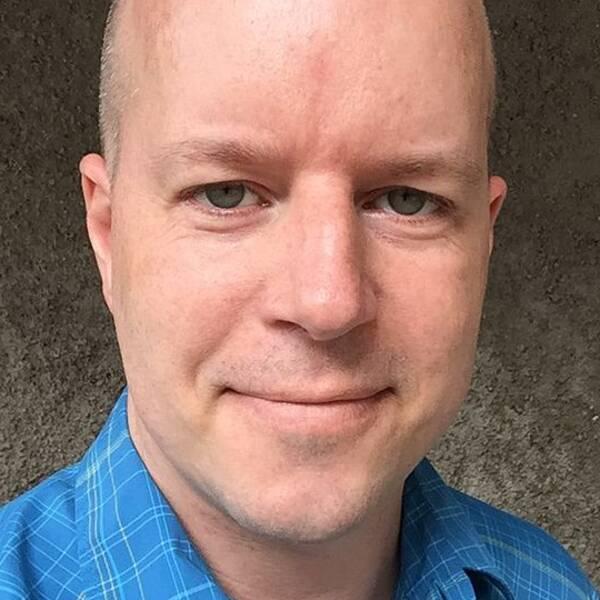 Magnus Andersson Partiledare Piratpartiet