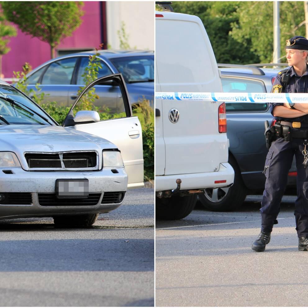 Skottlossning Gottsunda | Aftonbladet
