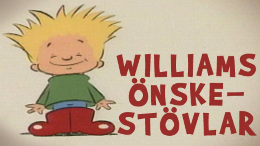 Williams önskestövlar | SVT Play
