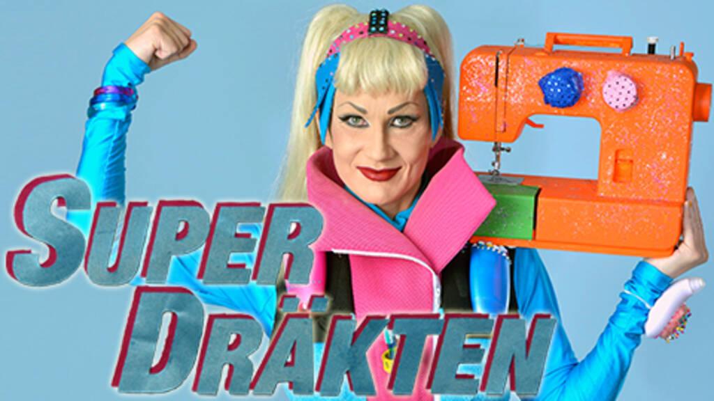 Superdräkten i SVT Barnkanalen