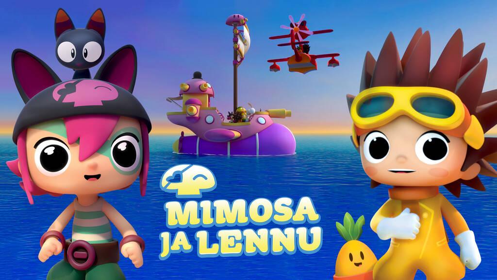 Mimosa Ja Lennu