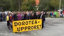 1 000 dagar langt uppror i dorotea