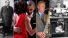 Grover Cleveland, Barack Obama, Bill Clinton och John F Kennedy