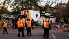 Dodssiffran stiger efter bussolycka